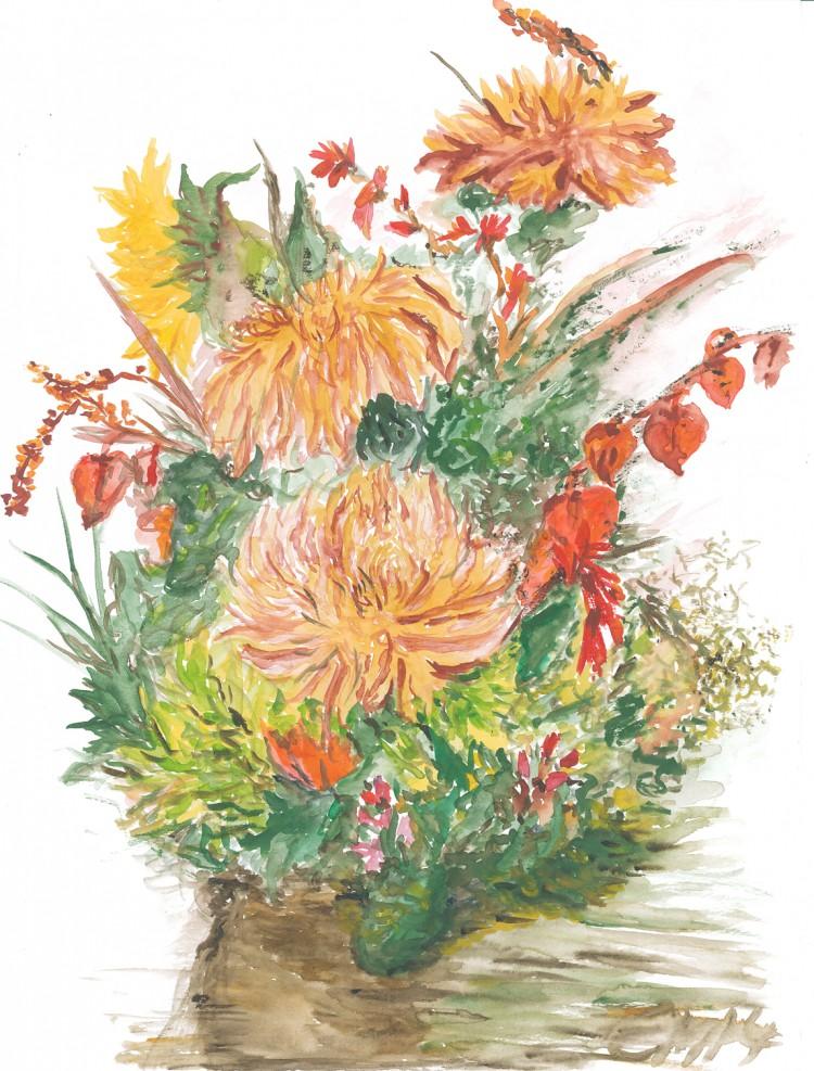 009_Danke Jea für die Blumen! 12.09.14